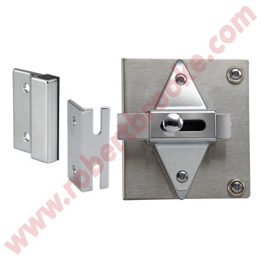 How To Fix Or Replace Toilet Partition Concealed Latches Robert - Bathroom stall door parts