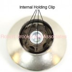 classroom chair tip with internal holding clipo