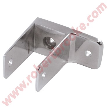 Toilet Partition Wall Bracket Cast 48 Also Known As One Ear Custom Bathroom Stall Hardware