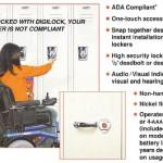 Digilock Locker Locks