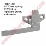Truth Window Lock cast 45085 and 45086